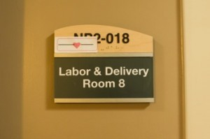 Labor and Delivery Room for Stillbirth