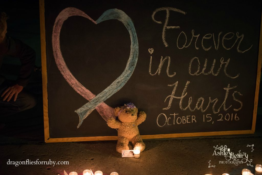 October 15th Candlelight Vigil