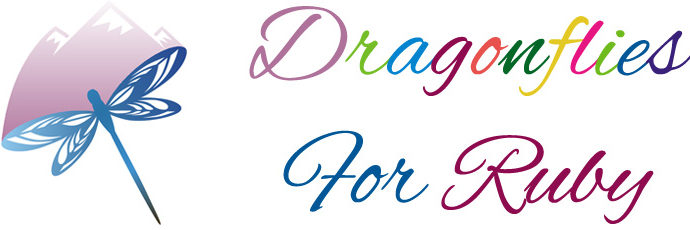 Dragonflies For Ruby